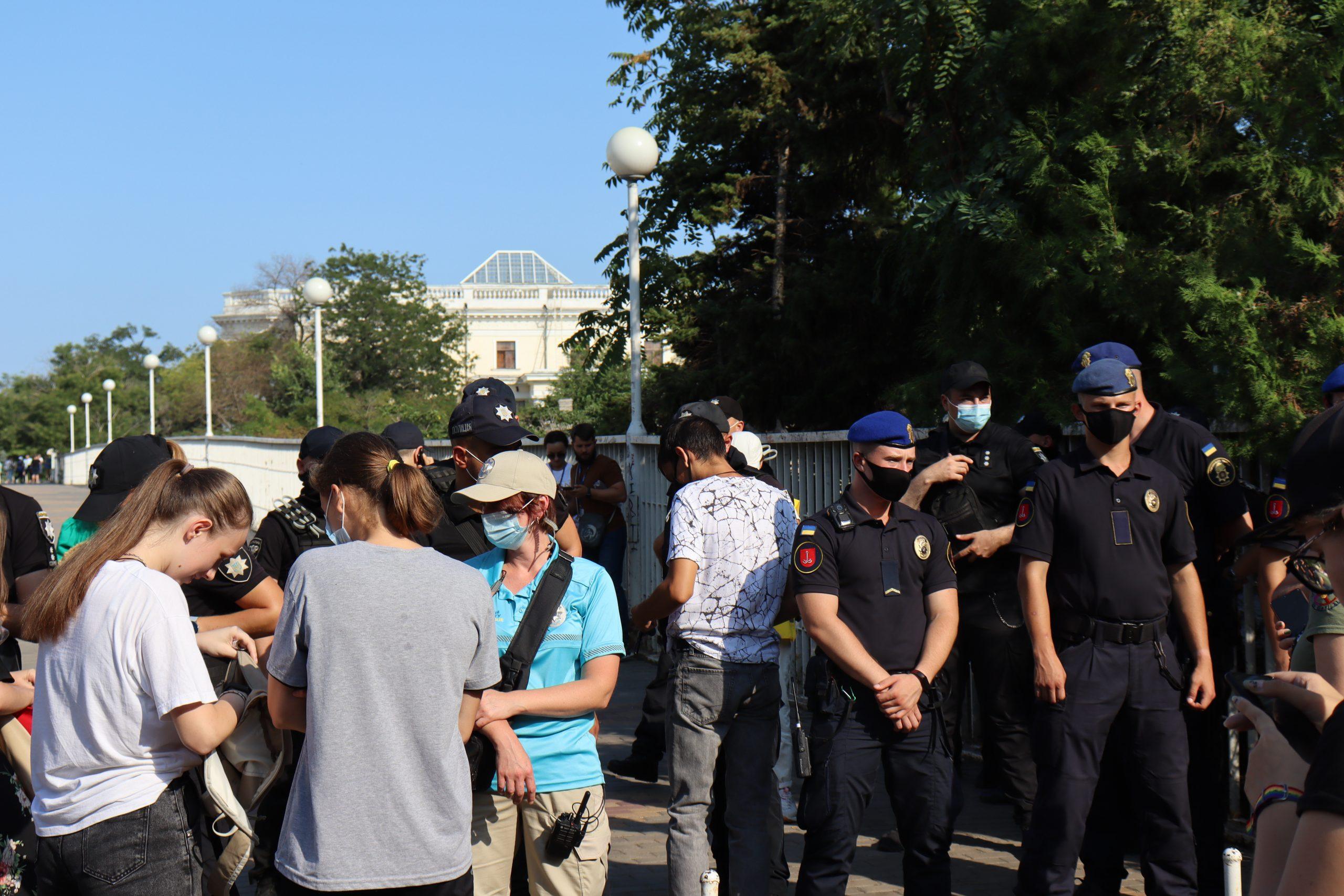 Прайд и Полиция