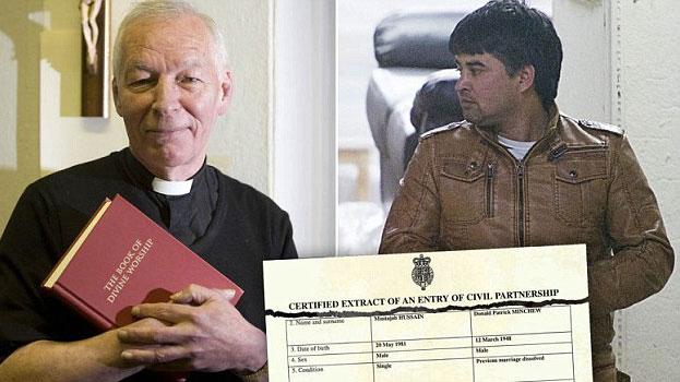 священник в браке