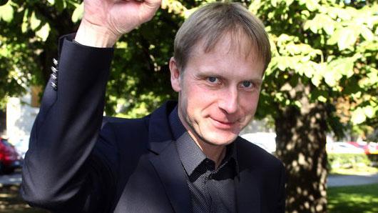 Эрик Кросс