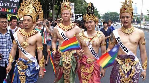 Тайвань геи