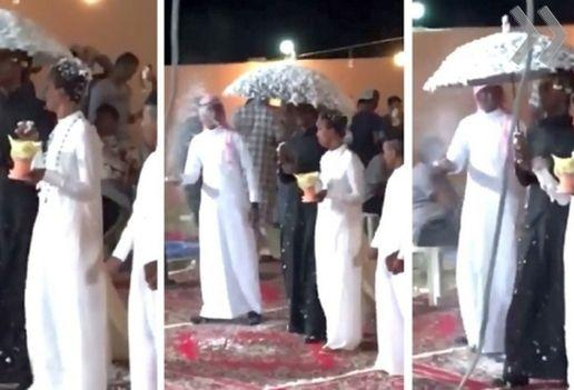 gay wedding saudi arabia