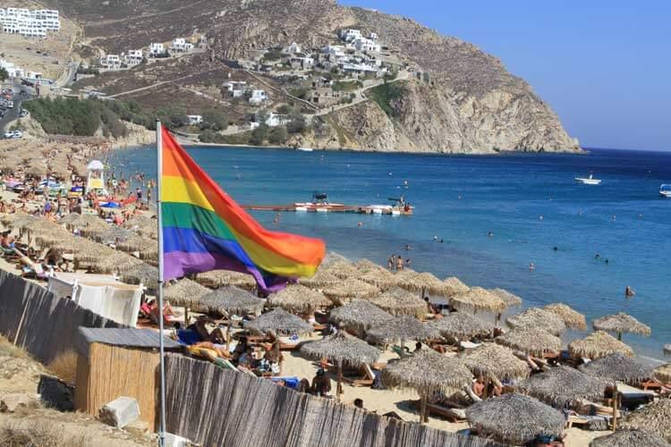 gay beach tourizm sea