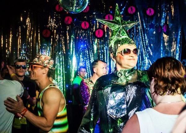 gay club party