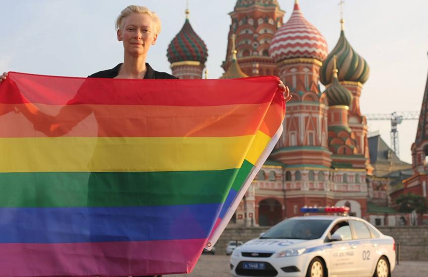 От  Петра до Путина.  Тайная гей-история России