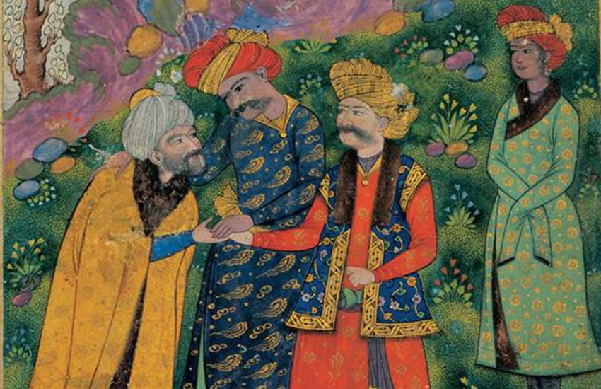 Секретная гей-история ислама