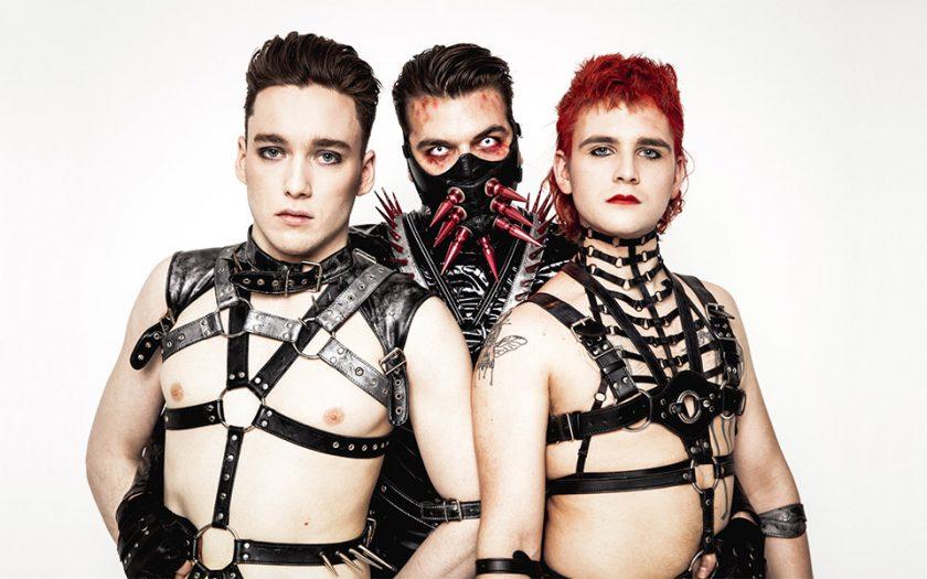 ЛГБТ группа Hatari