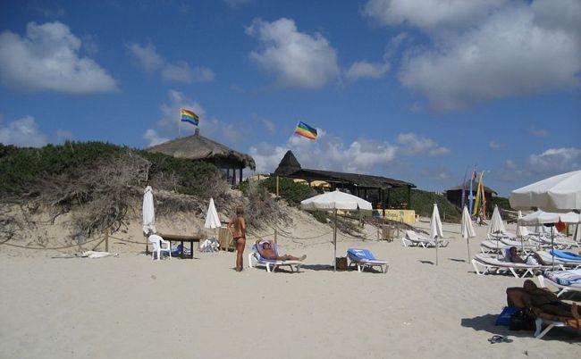 гей-пляж