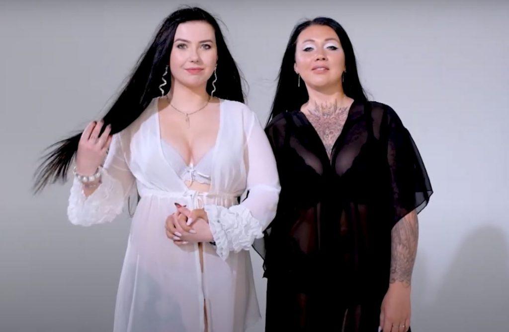 Русский клип о разных видах любви. Пропаганда здравого смысла