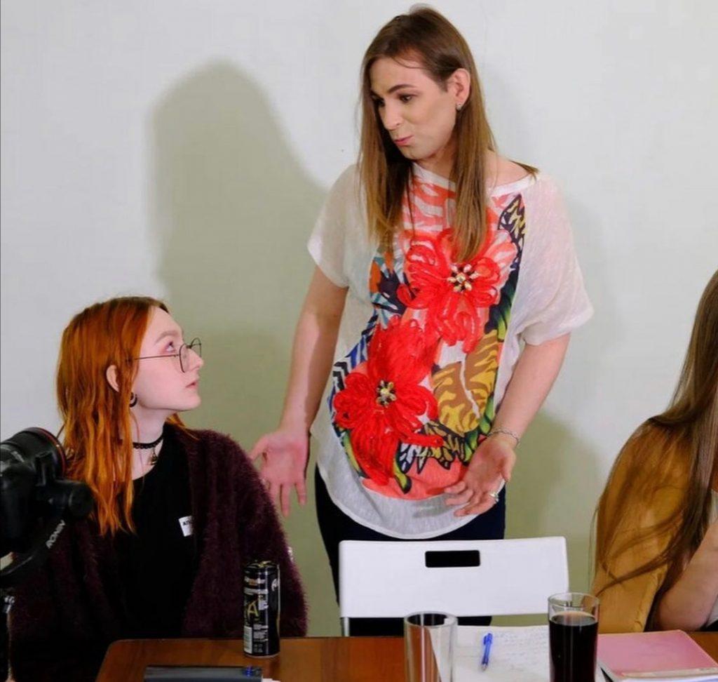 Сообщество трансгендеров РФ против поправок