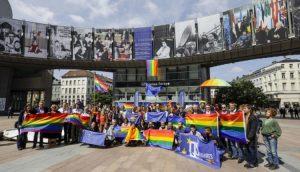 Европарламент поддержал усилия Украины на пути интеграции с ЕС и обратил внимание на защиту прав ЛГБТ